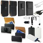 Pouch PU Leather Case Cover Belt Clip Holster for Samsung Galaxy S4 S IV i9500
