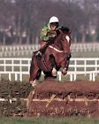 ISTABRAQ 04 RIDDEN BY CHARLIE SWANN  (HORSE RACING) PHOTO PRINT