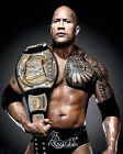 THE ROCK 01 (WRESTLING) PHOTO PRINT