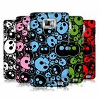 HEAD CASE DESIGNS JAZZY SKULL CASE COVER FOR SAMSUNG GALAXY S2 II I9100