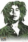 New Bob Marley in Cannabis Musical Icon in a Pop Art style Poster