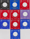 Sandhill Type Individual Coin Display Cards - £2.00's