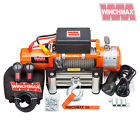 ELECTRIC WINCH 12V 4x4 13500lb WINCHMAX BRAND - RECOVERY- OFF ROAD - WIRELESS