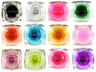 New Transparent Colors UV Gel Nail Art Tips Design UV Gel Builder Manicure Tool