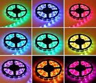 LED Rope Light Strip Flexible Lamp Waterproof 5M SMD 3528 300-LED Cabinet DC 12V
