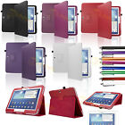 PU Leather Case Cover Stand For Samsung Galaxy Tab 3 10.1'' P5200 P5220 P5210