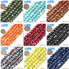 "7-8mm Freeform Cultured Pearl Gemstone Beads Free Shipping 13"" Assorted Colors"