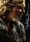 JEFF BRIDGES Crazy Heart SIGNED Autographed PHOTO Print POSTER Iron Man Tron 001