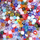Swarovski Crystal Bicone Beads 4mm Rainbow Mixed