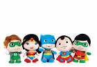 DC COMIC LITTLE MATES SOFT TOY SUPERMAN BATMAN ROBIN WONDER WOMAN GREEN LANTERN