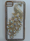 Jewelled Peacock Luxury Diamond Bling Case Cover fits Black Berry Z10 Best Buy