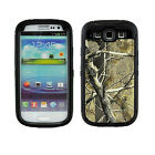 Straw Grass Green Camo Case for Samsung Galaxy S3 i9300 Heavy Duty