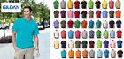 NEW Gildan Adult Heavy Cotton crew neck T-Shirt S-XL 56 colors unisex g500