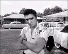 Elvis Presley Autographed Repro Photo 8X10 - Young King Of Rock Roll #8