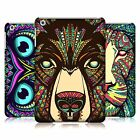 HEAD CASE AZTEC ANIMAL FACES PROTECTIVE HARD BACK CASE COVER FOR APPLE iPAD MINI