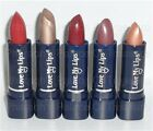 Love My Lips Lipstick -Cocoa Bean , Golden Brown, Red, Pure Plum - Set of 4