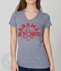 ADAMS ATOMS Revenge of the Nerds Funny 80's movie Women's AA TR301 T Shirt NWT