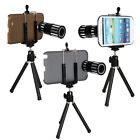 12x Optical Zoom Telescope Camera Lens Kits for SamSung Galaxy N7100 i9300 i9500