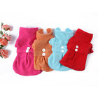Puppy Dog Cat Sweater Coat Pet Clothes Clothing Dog Apparel Shirt Dress Costume