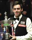 RONNIE O'SULLIVAN 03 (SNOOKER) PHOTO PRINT