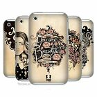 HEAD CASE DESIGNS INTROSPECTION CASE COVER FOR APPLE iPHONE 3G 3GS