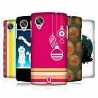 HEAD CASE DESIGNS MIX CHRISTMAS COLLECTION CASE COVER FOR LG GOOGLE NEXUS 5 D821
