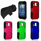 For Kyocera Hydro XTRM C6721 Apex Case Hybrid Gel Cover Phone Accessory