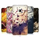 HEAD CASE DESIGNS FLORAL DRIPS CASE COVER FOR HTC ONE