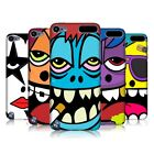 HEAD CASE UGLY FACES PROTECTIVE BACK CASE COVER FOR APPLE iPOD TOUCH 5G 5TH GEN