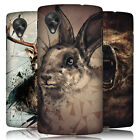 HEAD CASE POLY SKETCH PROTECTIVE HARD BACK CASE COVER FOR LG GOOGLE NEXUS 5 D821
