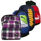 Boys Puma Student School Rucksack Backpack Mens Work Bag Girls Unisex Sports