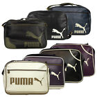 Puma Originals Campus Reporter Retro Record Messenger Bag Archive Laptop Style