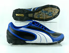 Puma V3.08 TT adults Astro Turf Boots - Black/Blue