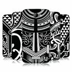 HEAD CASE DESIGNS SAMOAN TATTOO CASE COVER FOR HTC ONE X