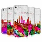 HEAD CASE DESIGNS WATERCOLOURED SKYLINE CASE COVER FOR APPLE iPHONE 5C