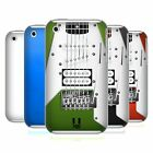 HEAD CASE DESIGNS ELECTRIC GUITAR CASE COVER FOR APPLE iPHONE 3G 3GS