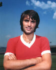 MANCHESTER UNITED GEORGE BEST (FOOTBALL) PHOTO PRINT 06