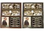 Green Bay Packers Rings of Honor 4-Time Super Bowl Champions Photo Card Plaque $26.55 USD on eBay