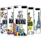 HEAD CASE CITY LOVE PROTECTIVE BACK CASE COVER FOR APPLE iPOD TOUCH 5G 5TH GEN