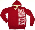 Jr. Women's Oklahoma Sooners Hoodie Stadium Full Zip Sweatshirt