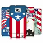 HEAD CASE DESIGNS AMERICAN PRIDE CASE COVER FOR SAMSUNG GALAXY S2 II I9100