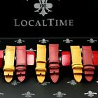 LOCALTIME and ELVIS & KRESSE Decommissioned Firehose Custom Handmade Watch Strap