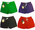 Tommy Hilfiger Mens Solid Swim Shorts 5 Colors Sizes M,L,XL,XXL
