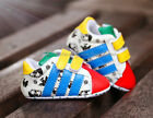 Toddler Baby Boy Girl Soft Sole Crib Shoes Infant Sneakers 0-6 6-12 12-18 Months