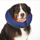 INFLATABLE COLLAR Dog Soft E-Collar Pet Medical Wound Healing Cone Elizabethan