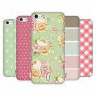 HEAD CASE DESIGNS FRENCH COUNTRY PATTERNS CASE COVER FOR APPLE iPHONE 5C