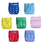 Baby Infant Washable Reusable Cloth Nappy Cover Wrap With Insert Nappies Diaper
