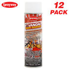Sprayway Gel Vandal Graffiti Mark Remover 15 oz SW880 Spr...