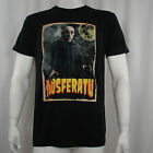Murnau's Nosferatu Dracula Vampire Horror Movie Poster T-shirt S M L Xl 2xl New