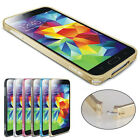 Fashion Ultra Thin Metal Aluminum Bumper Case Cover For Samsung Galaxy S5 i9600